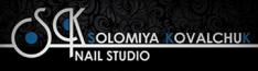 SK nail studio Solomiya's Kovalchuk