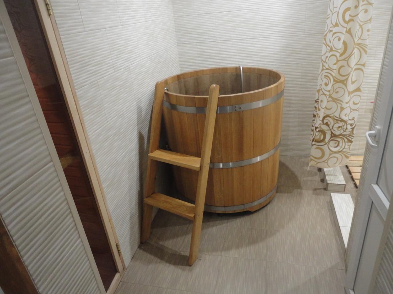 Банька на дровах - фото 11