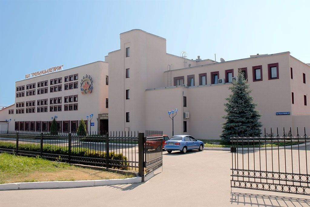 Інформація. Професійне підприємство — виробниче об єднання « Хмельницьклегпром» ... 430d7b945bb91