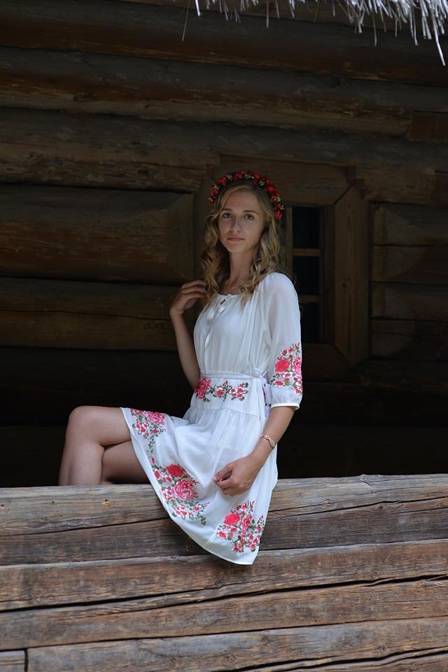 Вишиванки від Оксанки - фото 8