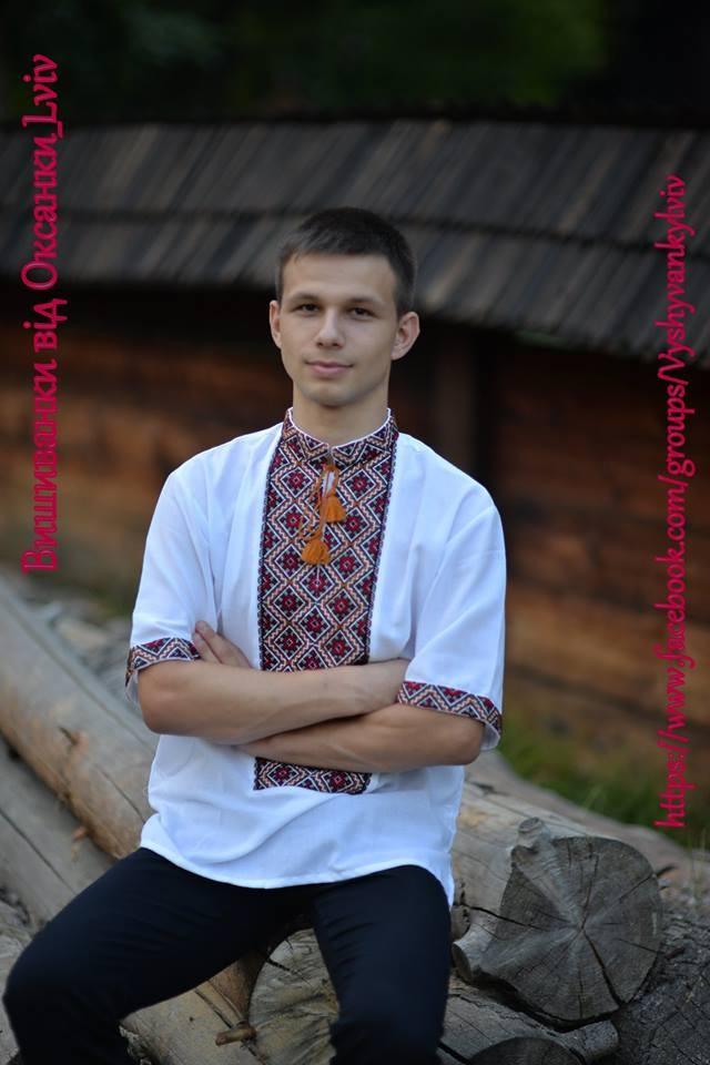 Вишиванки від Оксанки - фото 13
