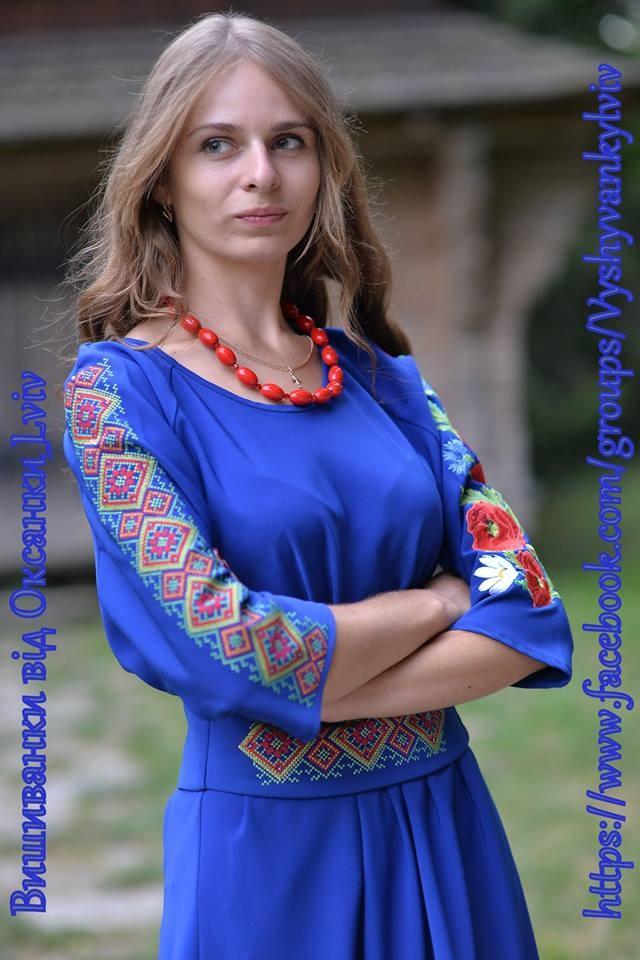 Вишиванки від Оксанки - фото 15