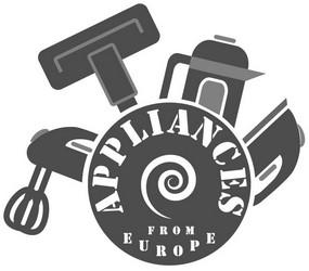 Техніка з Європи