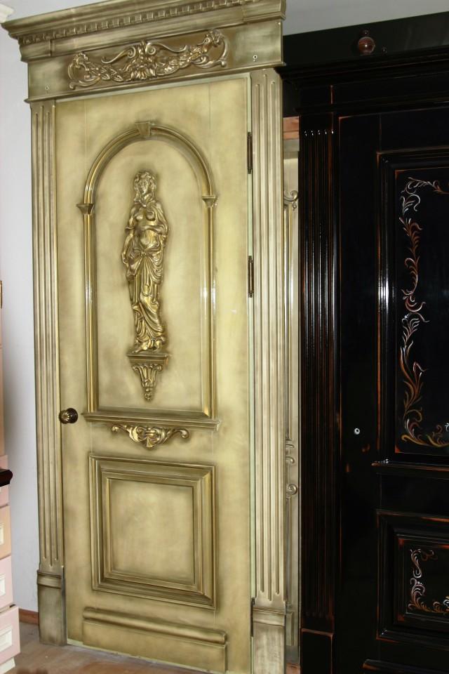 Княжі двері та меблі - фото 11