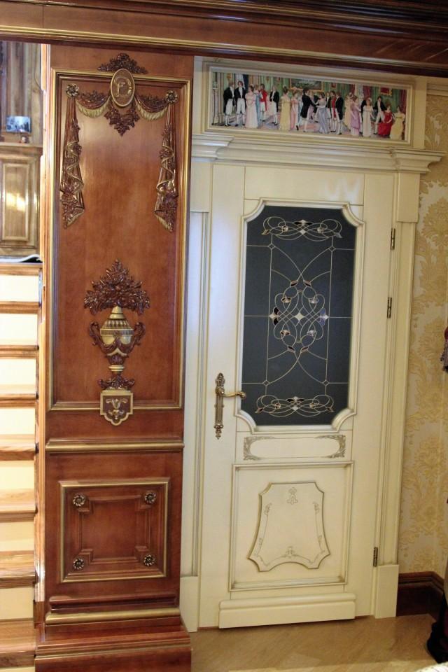 Княжі двері та меблі - фото 6