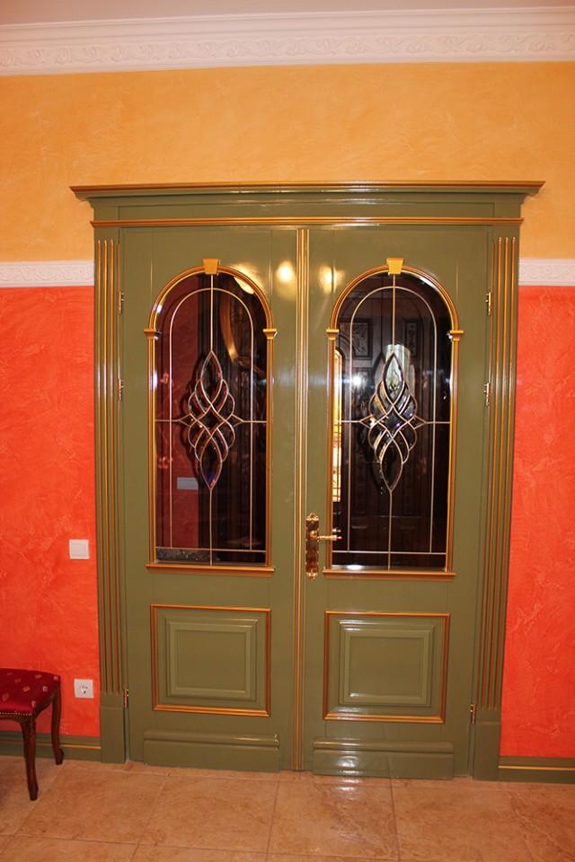 Княжі двері та меблі - фото 9