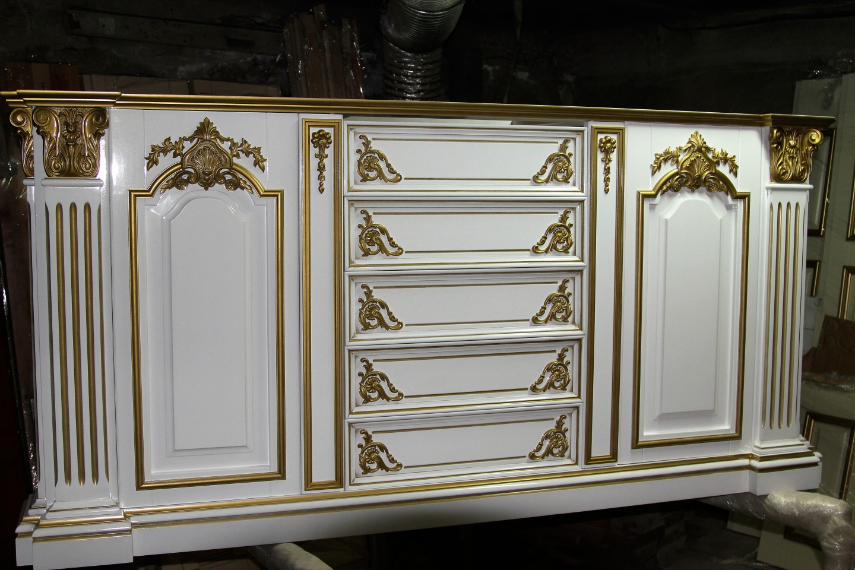 Княжі двері та меблі - фото 16