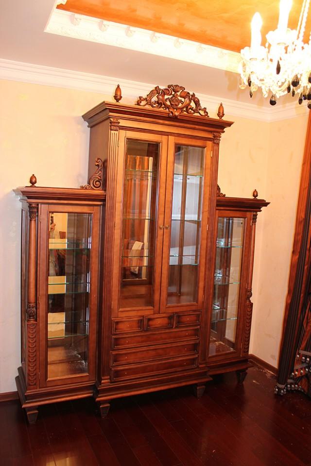 Княжі двері та меблі - фото 18