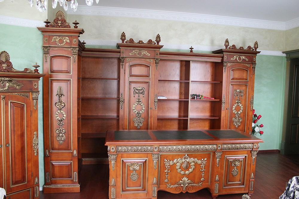 Княжі двері та меблі - фото 20