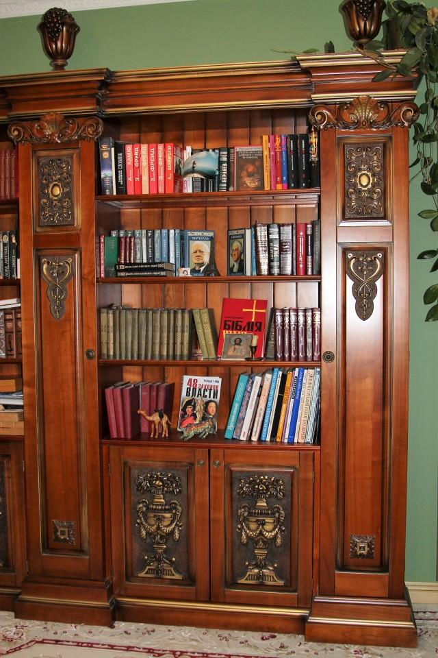 Княжі двері та меблі - фото 36