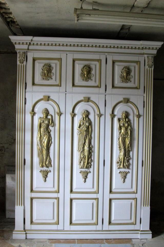 Княжі двері та меблі - фото 37