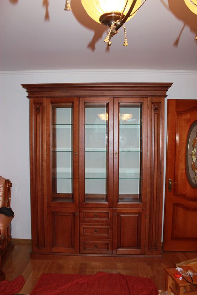 Княжі двері та меблі - фото 38