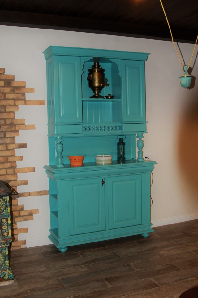Княжі двері та меблі - фото 49