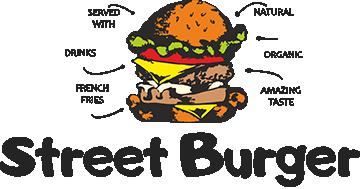 Street burger - фото