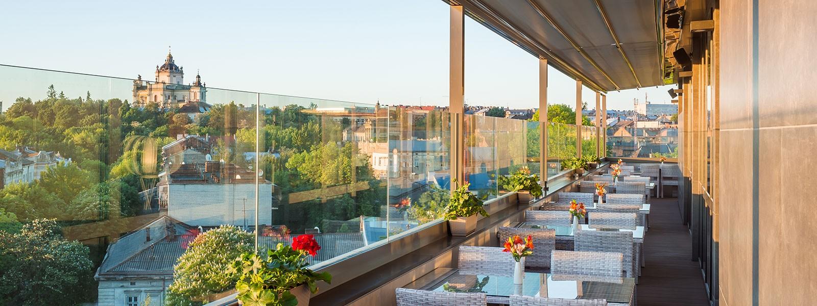Soprano.Roof terrace - фото 6