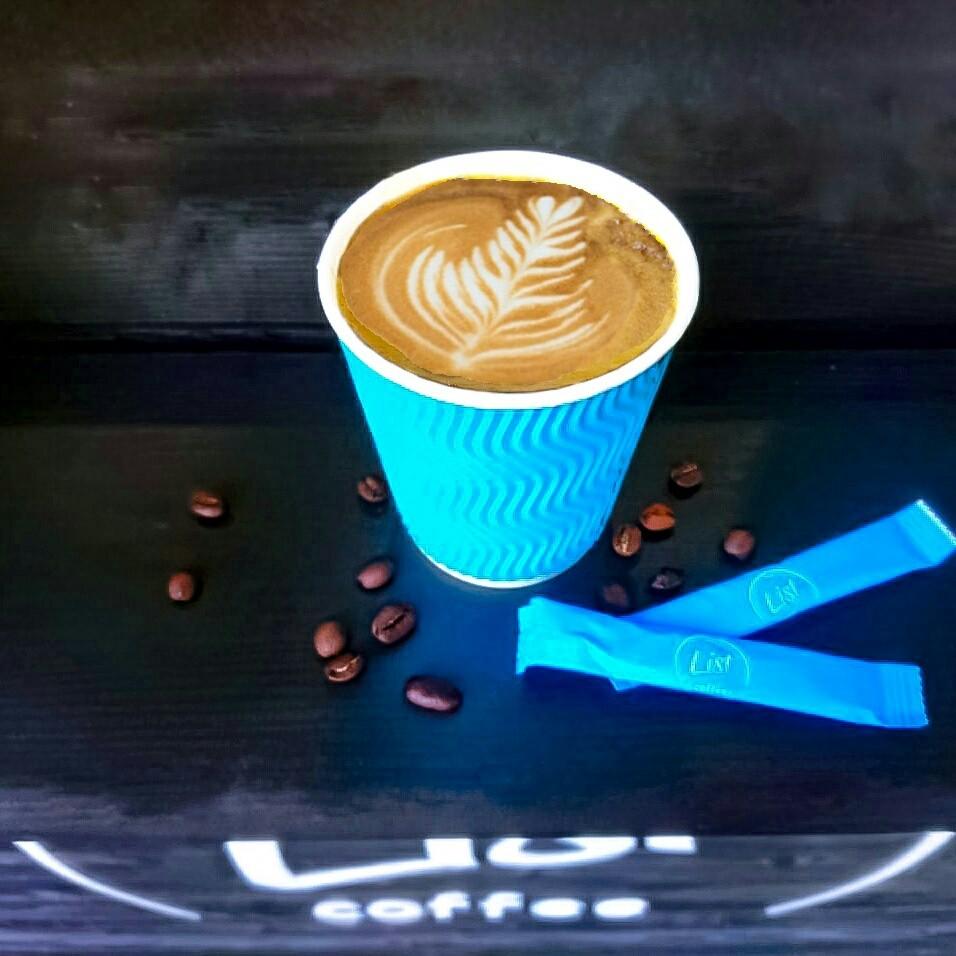 List coffee - фото 1