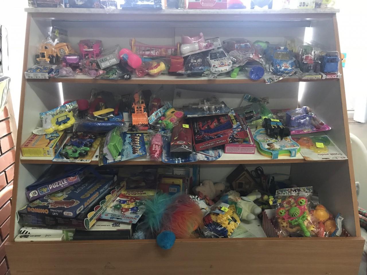 Дитячий комісійний магазин - фото 1