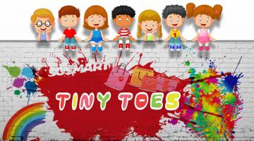 Tiny toes - фото