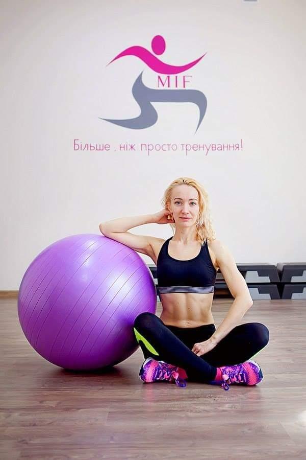 Авторська фітнес-студія Оксани Ващук - фото 1