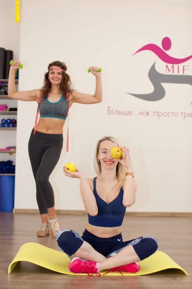Авторська фітнес-студія Оксани Ващук - фото 19