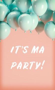 It's ma party - фото
