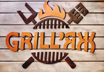 Grill'яж - фото