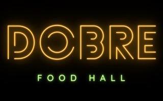 DOBRE food hall - фото