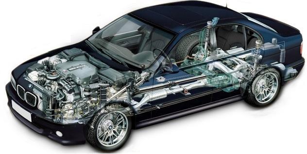 Автозапчастини до BMW - фото 5