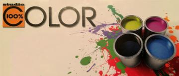 100% color - фото