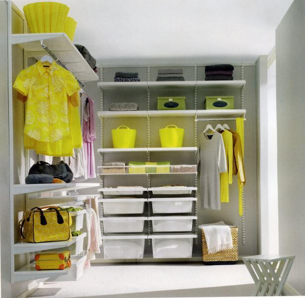 Шведські гардеробні кімнати - фото 2