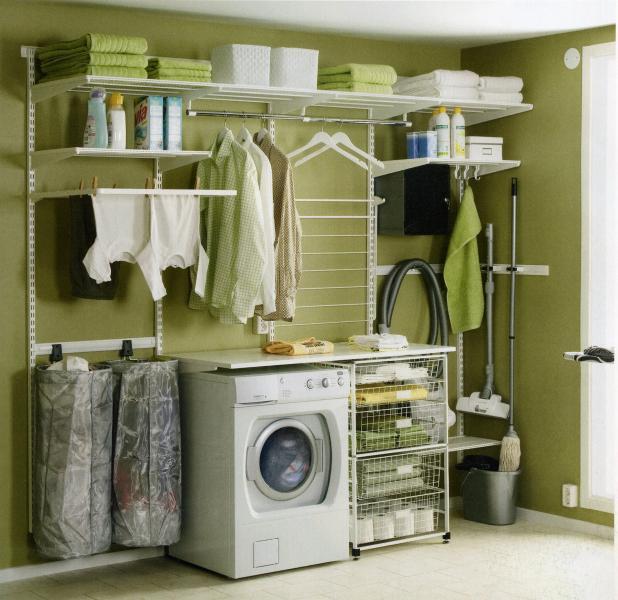 Шведські гардеробні кімнати - фото 3