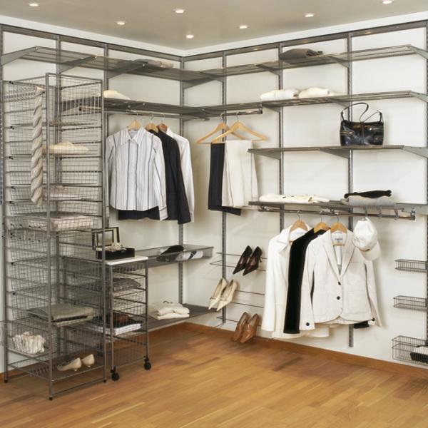 Шведські гардеробні кімнати - фото 7