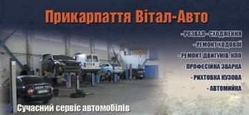 Прикарпаття Віталавто - фото