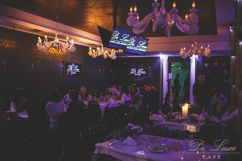 De Luxe night club | restaurant | karaoke - фото 11