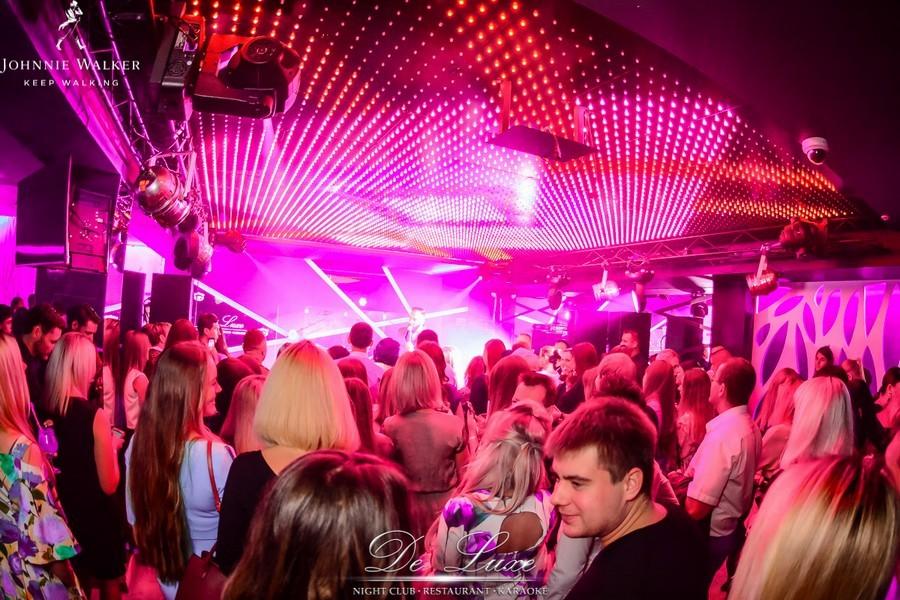 De Luxe night club | restaurant | karaoke - фото 19
