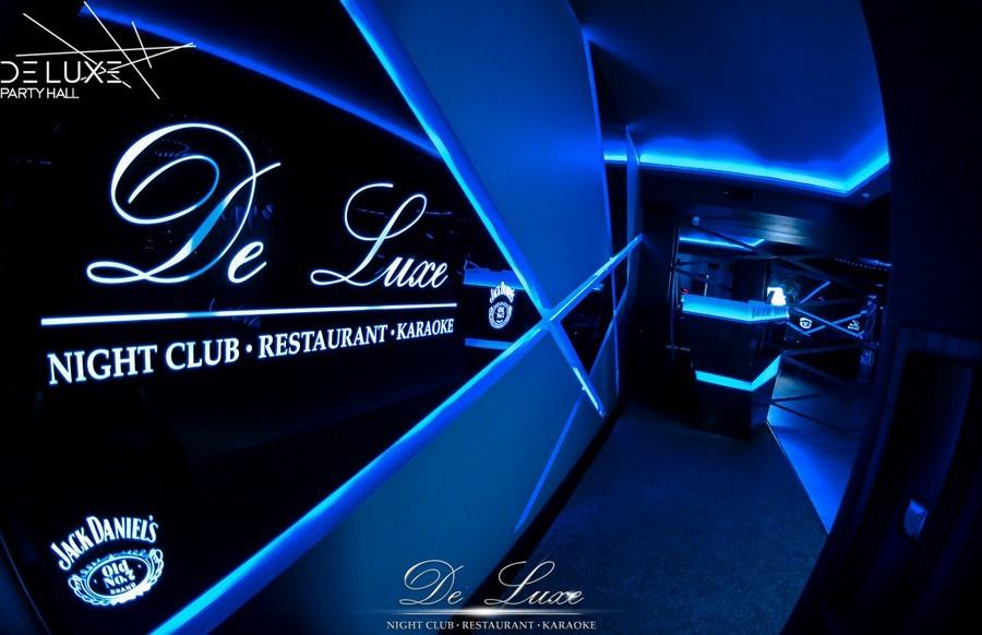 De Luxe night club | restaurant | karaoke - фото 22