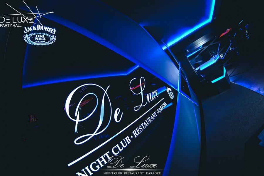 De Luxe night club | restaurant | karaoke - фото 23