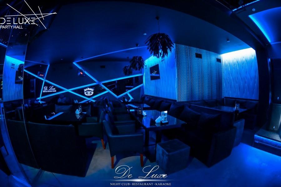 De Luxe night club | restaurant | karaoke - фото 28