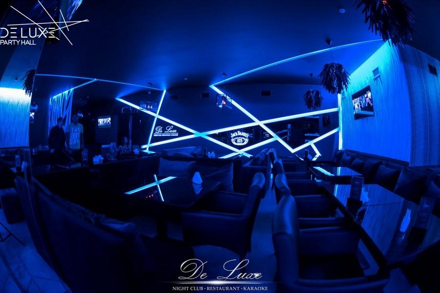 De Luxe night club | restaurant | karaoke - фото 31
