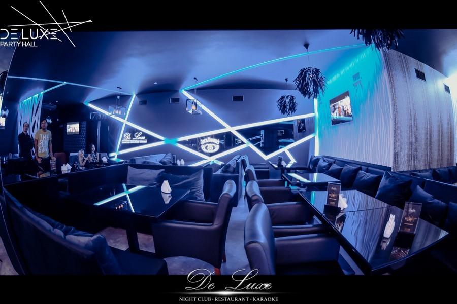 De Luxe night club | restaurant | karaoke - фото 32