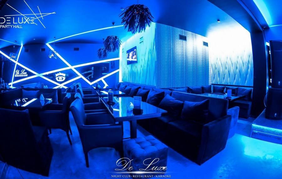 De Luxe night club | restaurant | karaoke - фото 33