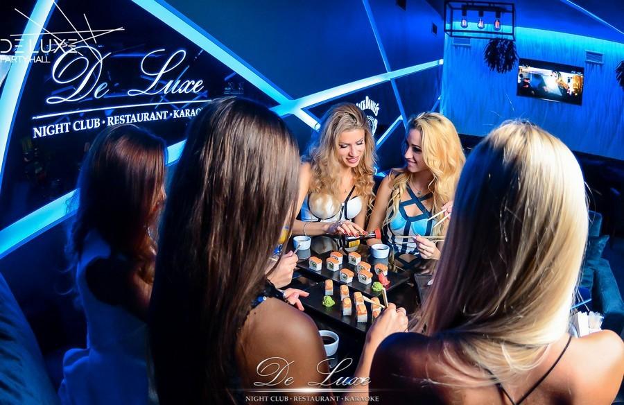 De Luxe night club | restaurant | karaoke - фото 34