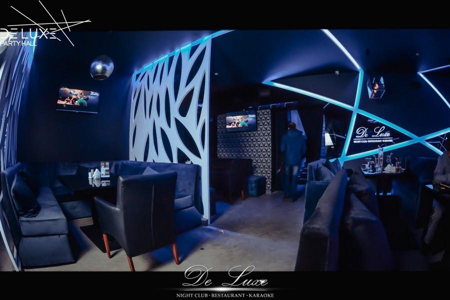 De Luxe night club | restaurant | karaoke - фото 35