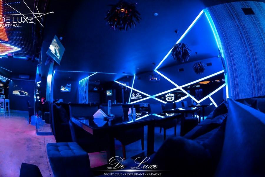 De Luxe night club | restaurant | karaoke - фото 37