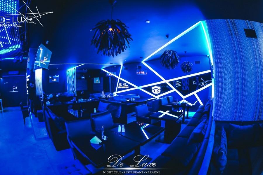 De Luxe night club | restaurant | karaoke - фото 38