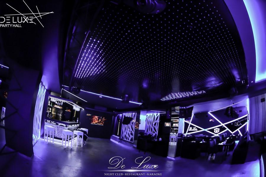 De Luxe night club | restaurant | karaoke - фото 2