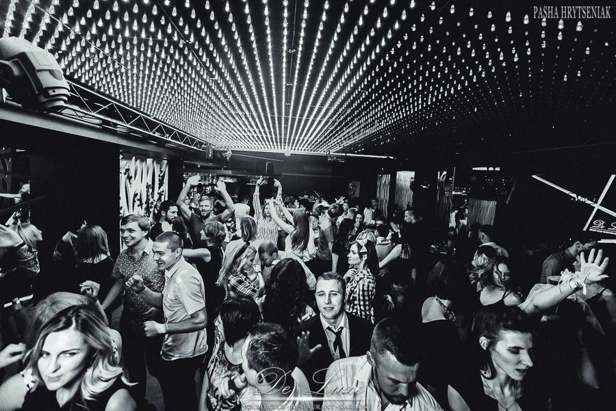 De Luxe night club | restaurant | karaoke - фото 3