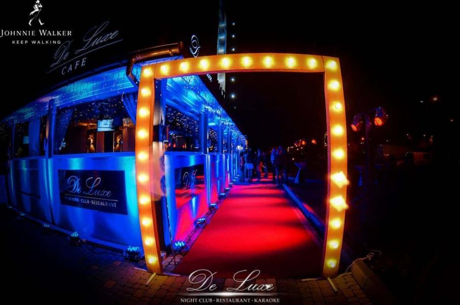 De Luxe night club | restaurant | karaoke - фото 42