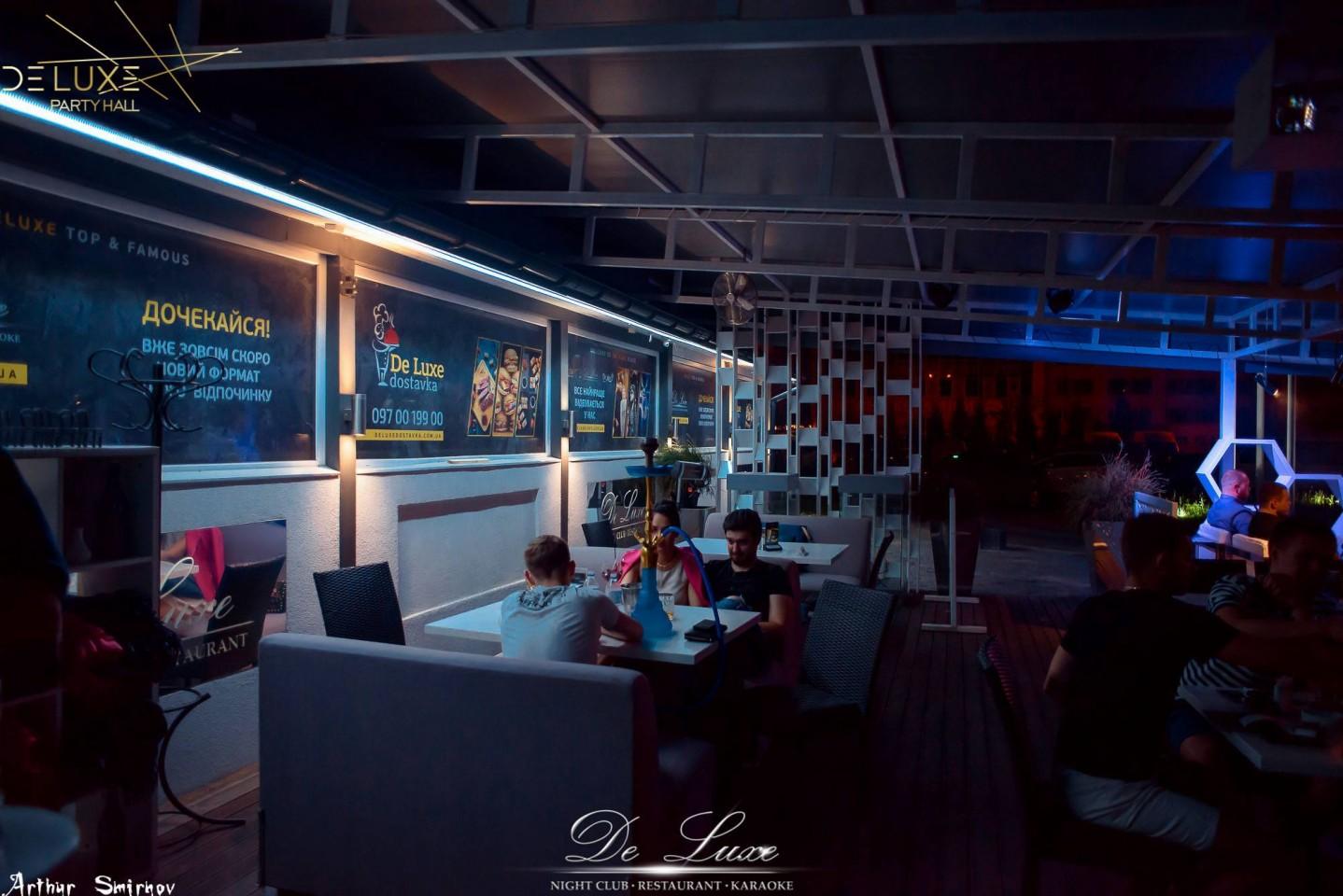 De Luxe night club | restaurant | karaoke - фото 47