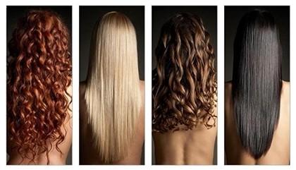 Довг хвости з натурального волосся в коломи